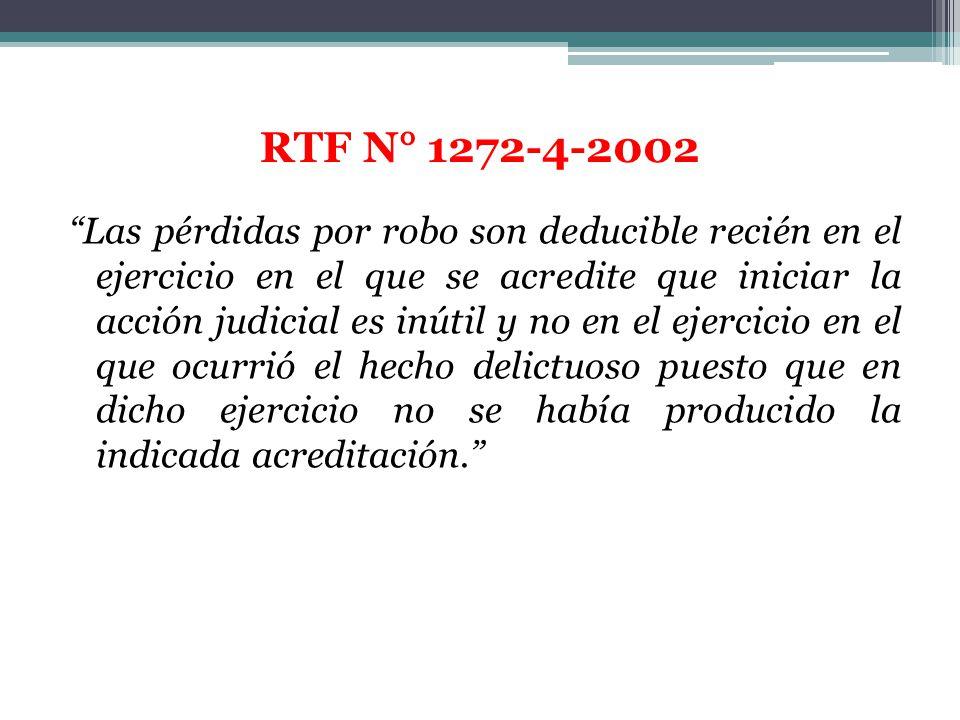 RTF N° 1272-4-2002