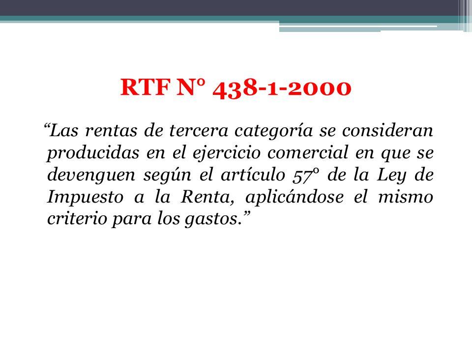 RTF N° 438-1-2000