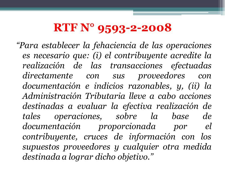 RTF N° 9593-2-2008