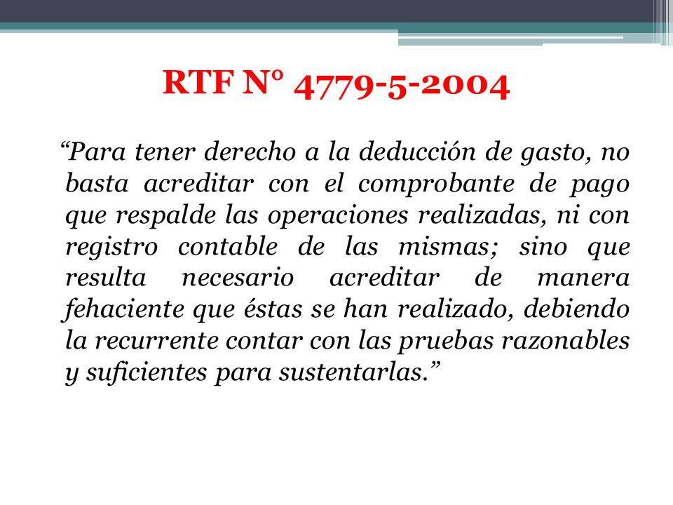 RTF N° 4779-5-2004