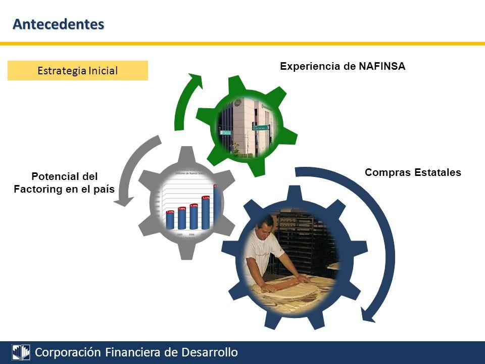 Experiencia de NAFINSA Potencial del Factoring en el país