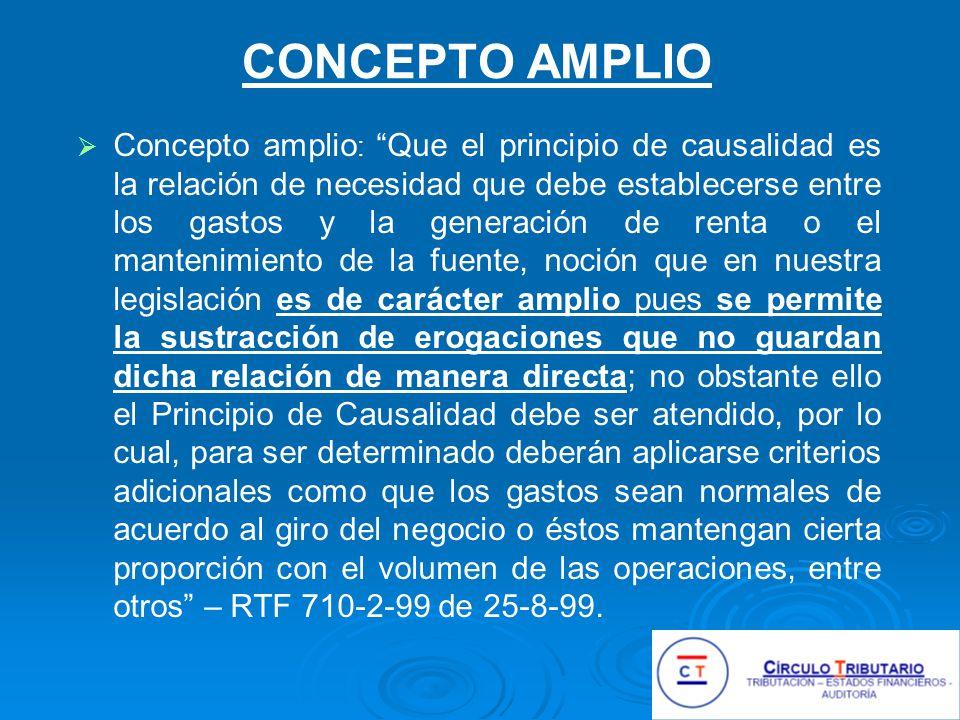 CONCEPTO AMPLIO