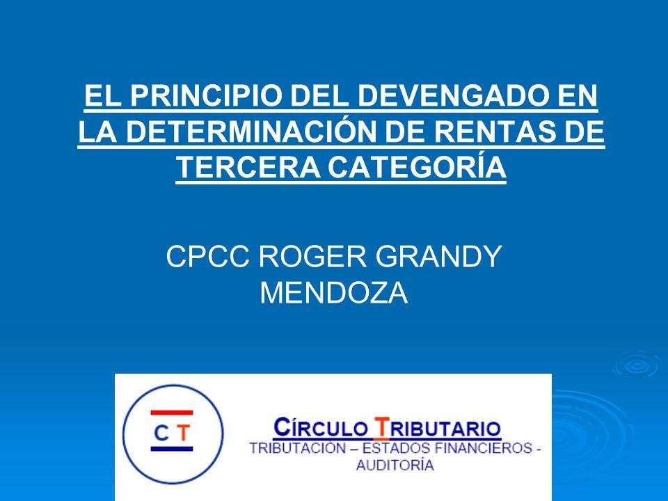 CPCC ROGER GRANDY MENDOZA