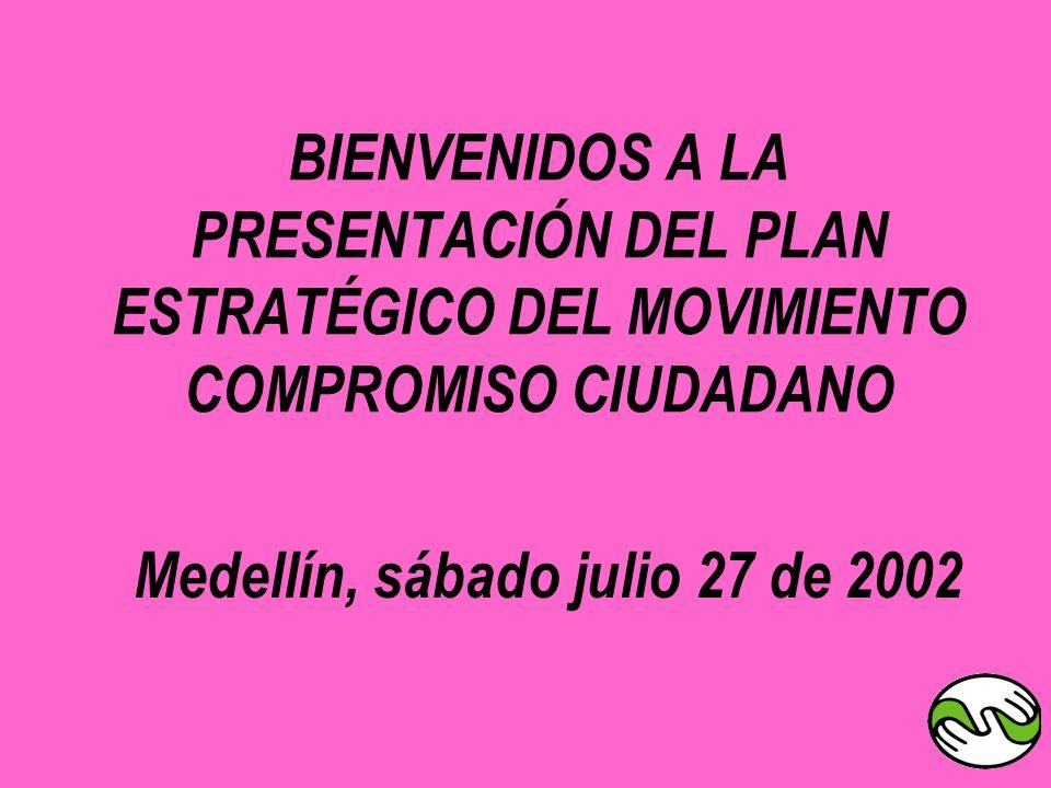 Medellín, sábado julio 27 de 2002