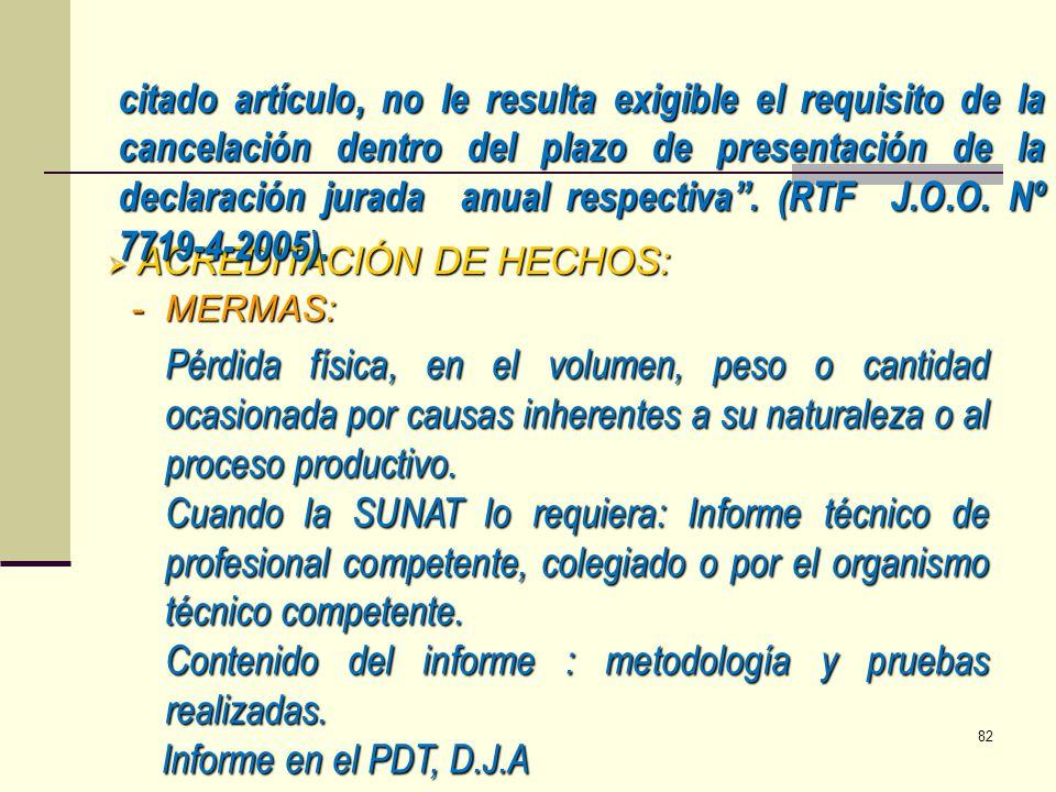 Contenido del informe : metodología y pruebas realizadas.