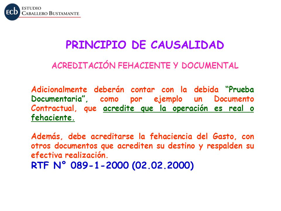 ACREDITACIÓN FEHACIENTE Y DOCUMENTAL