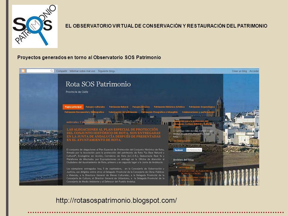 , http://rotasospatrimonio.blogspot.com/