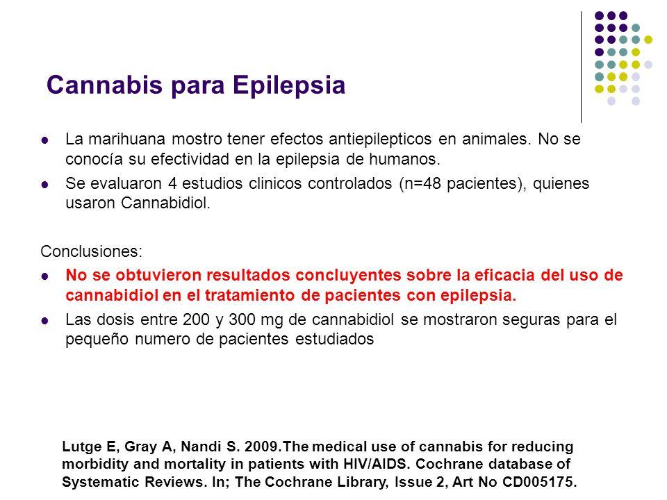 Cannabis para Epilepsia