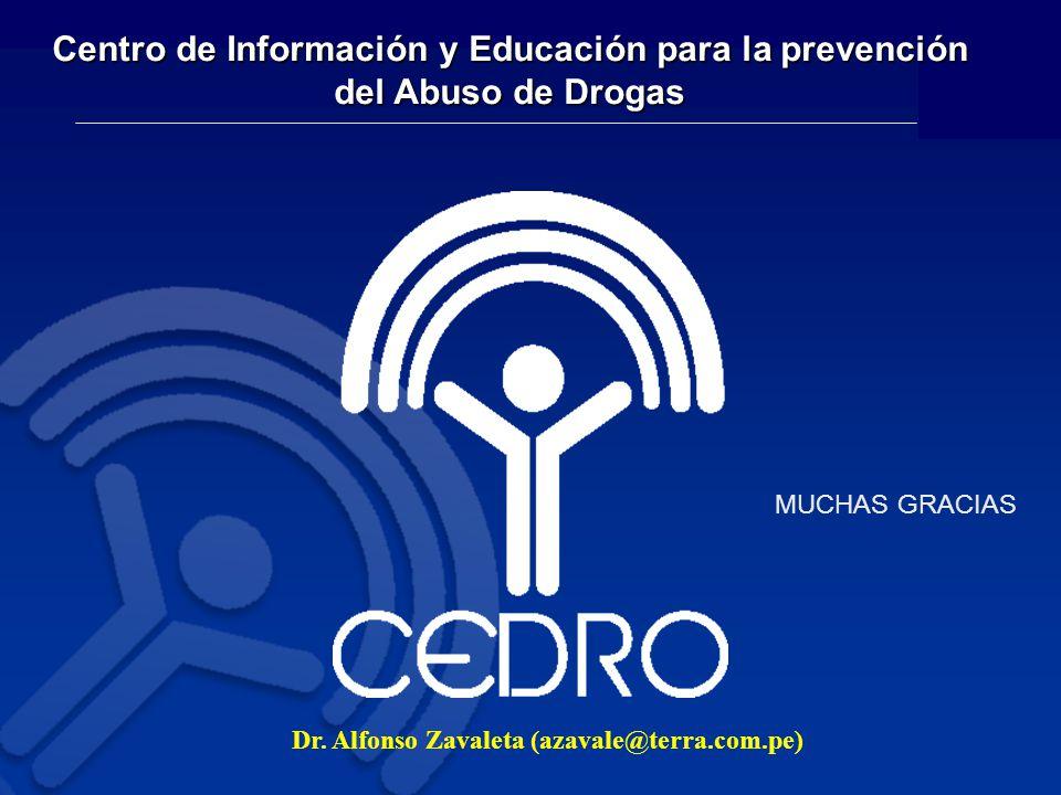 Centro de Información y Educación para la prevención del Abuso de Drogas