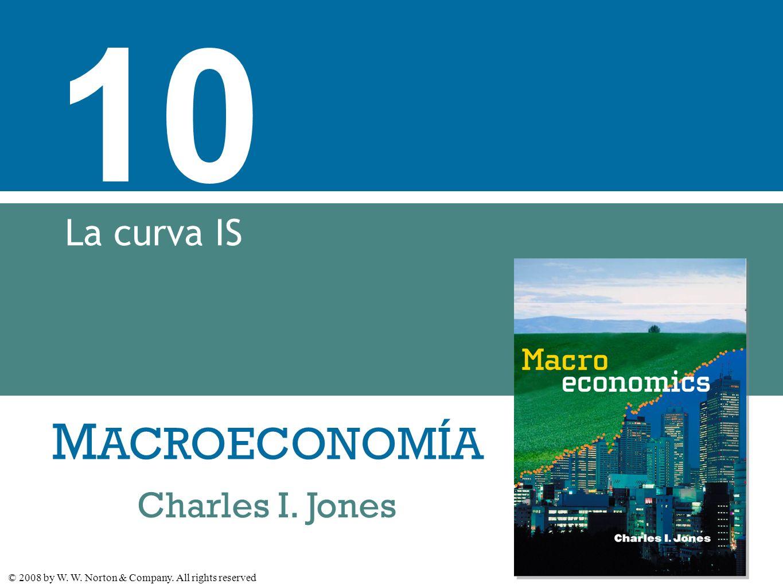 10 La curva IS
