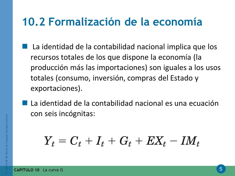 10.2 Formalización de la economía