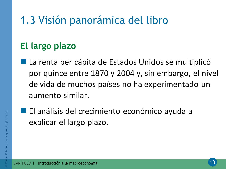 1.3 Visión panorámica del libro