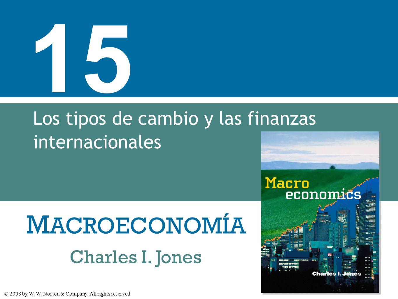 Los tipos de cambio y las finanzas internacionales