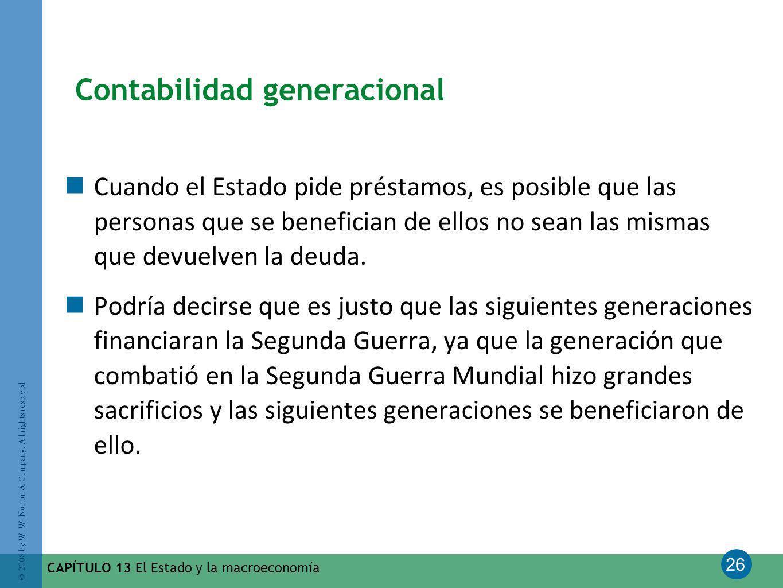 Contabilidad generacional