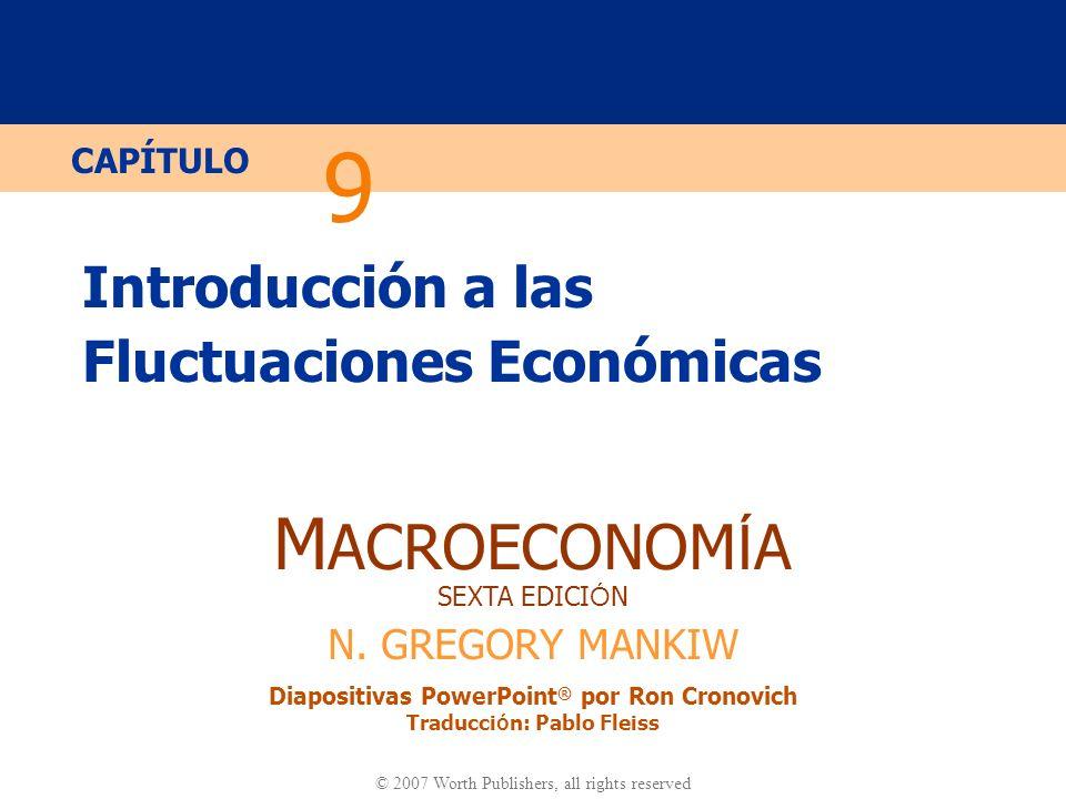 Introducción a las Fluctuaciones Económicas