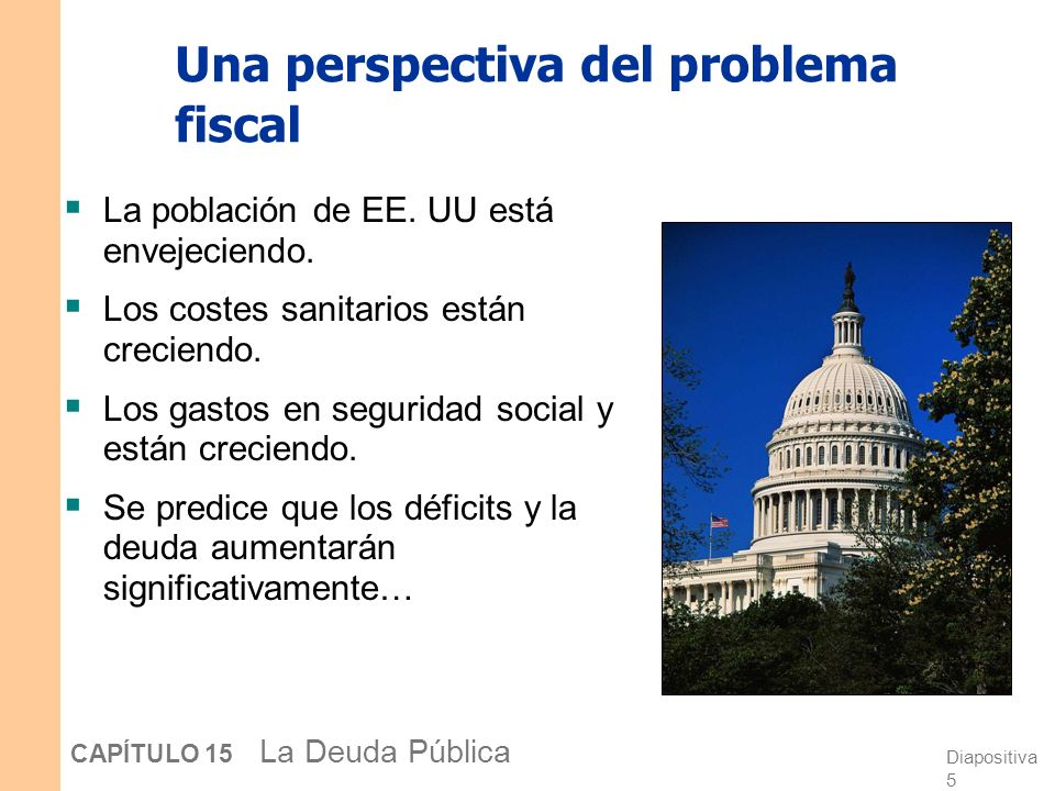 Una perspectiva del problema fiscal