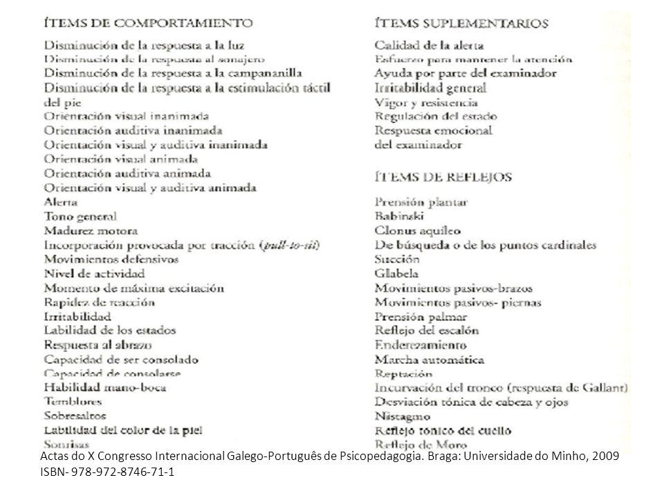 Actas do X Congresso Internacional Galego-Português de Psicopedagogia
