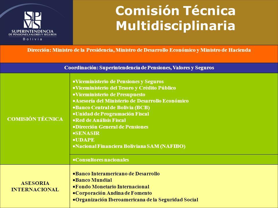 Comisión Técnica Multidisciplinaria