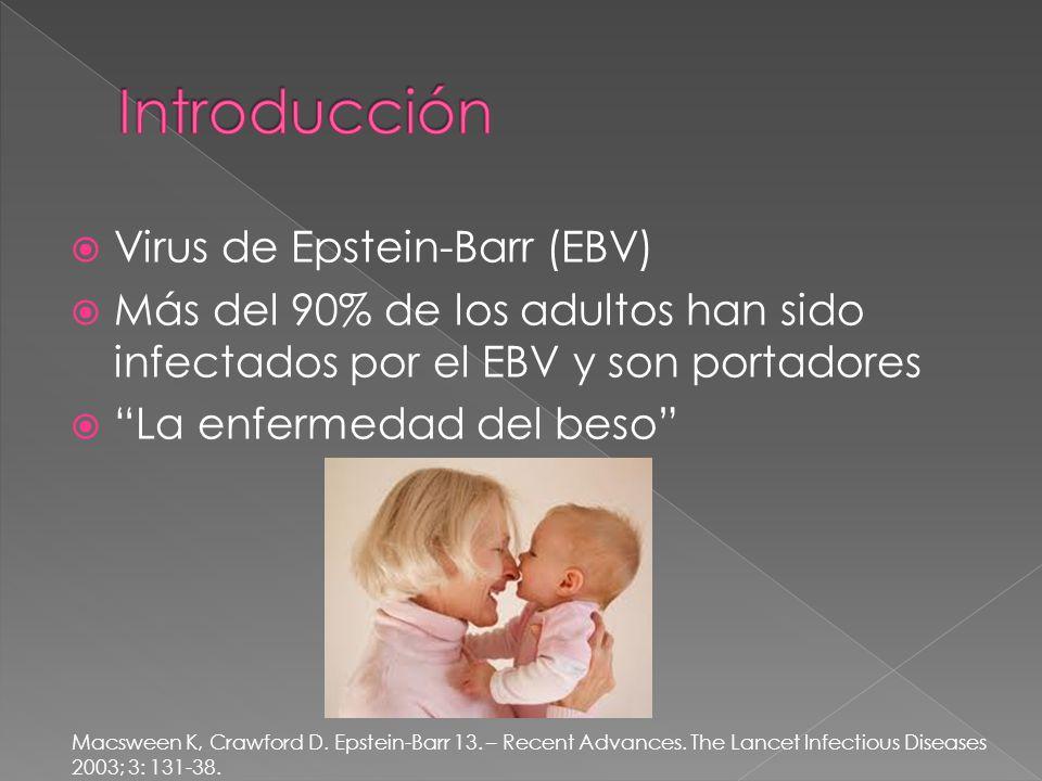 Introducción Virus de Epstein-Barr (EBV)