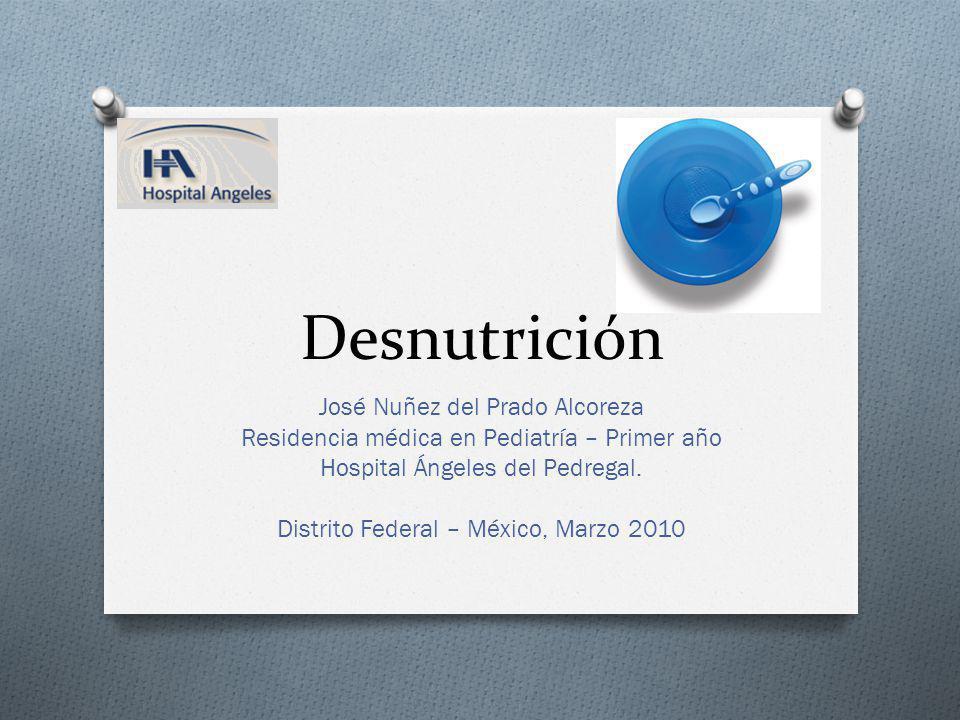 Desnutrición José Nuñez del Prado Alcoreza
