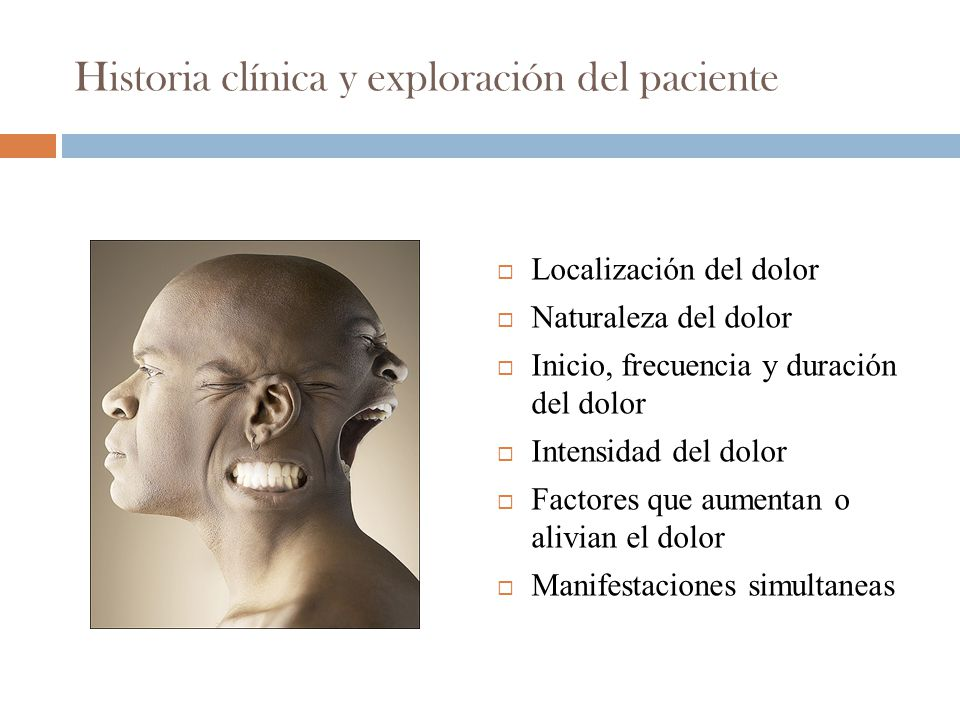 Historia clínica y exploración del paciente