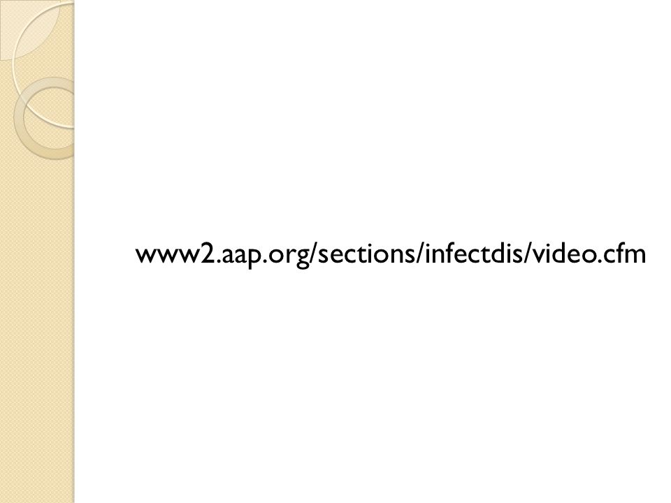 www2.aap.org/sections/infectdis/video.cfm