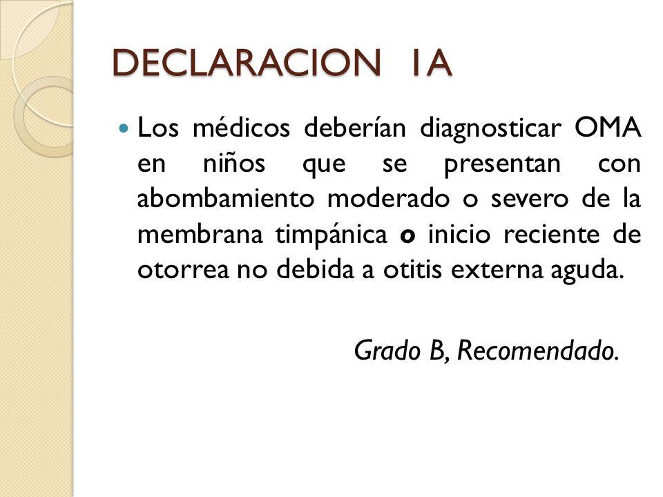 DECLARACION 1A