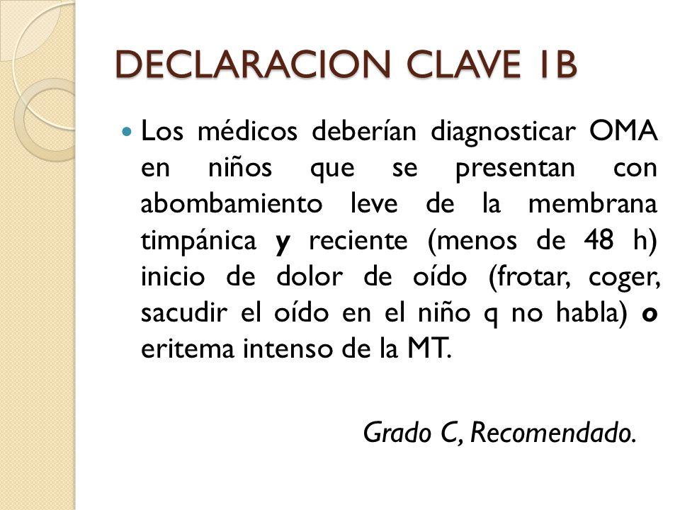 DECLARACION CLAVE 1B
