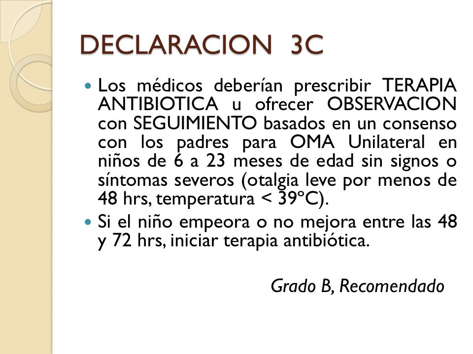 DECLARACION 3C