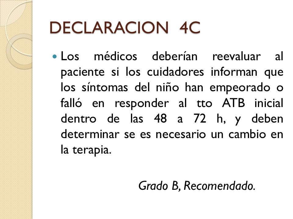 DECLARACION 4C