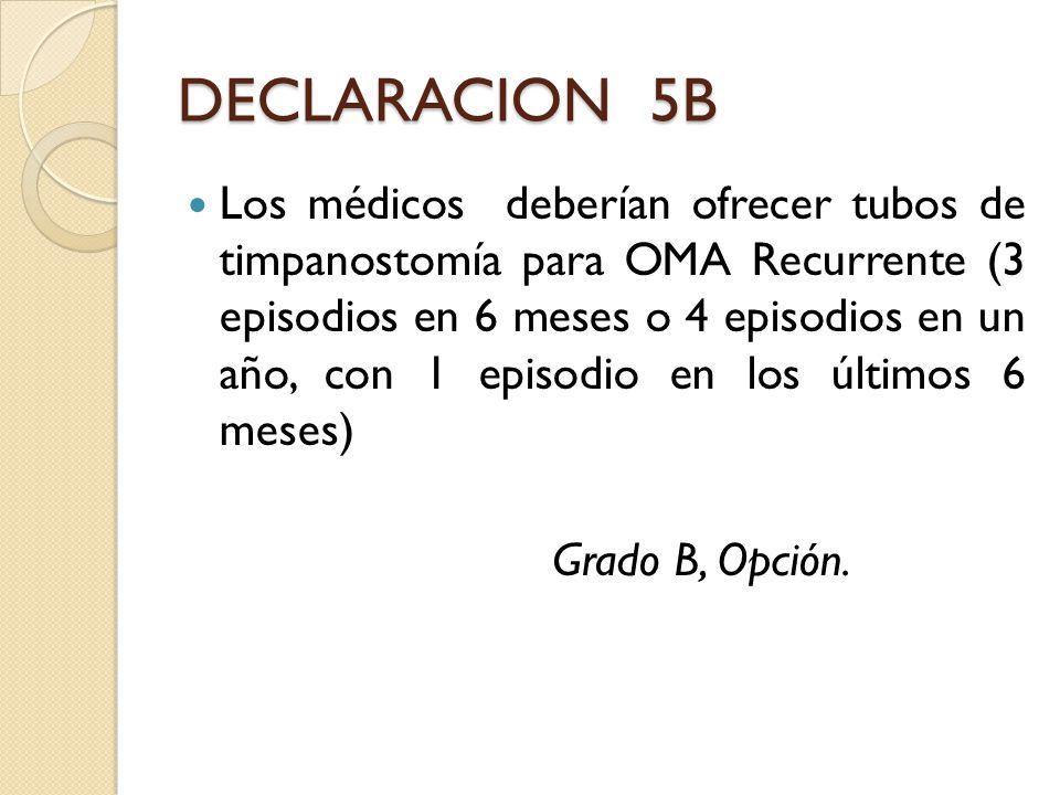DECLARACION 5B