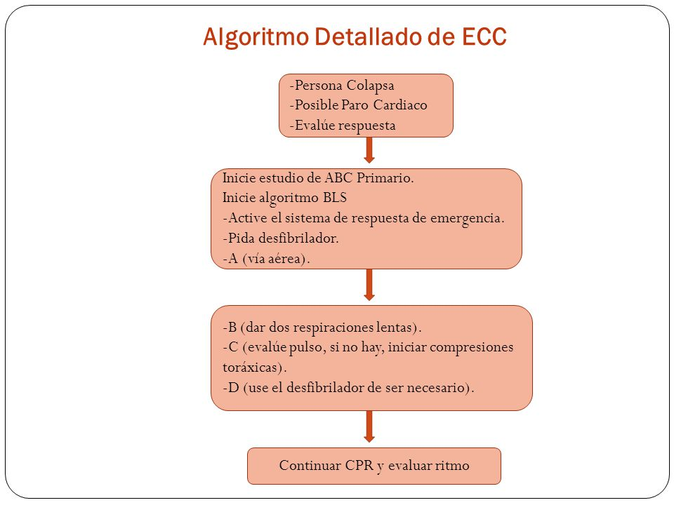 Algoritmo Detallado de ECC