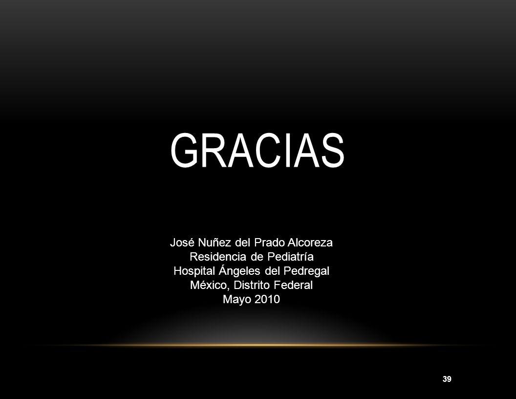 gracias José Nuñez del Prado Alcoreza Residencia de Pediatría