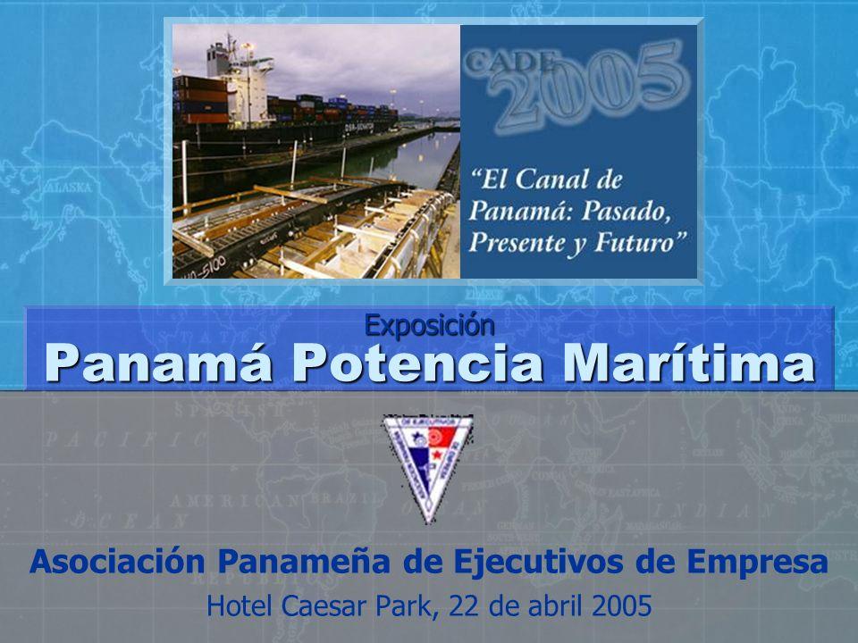 Panamá Potencia Marítima