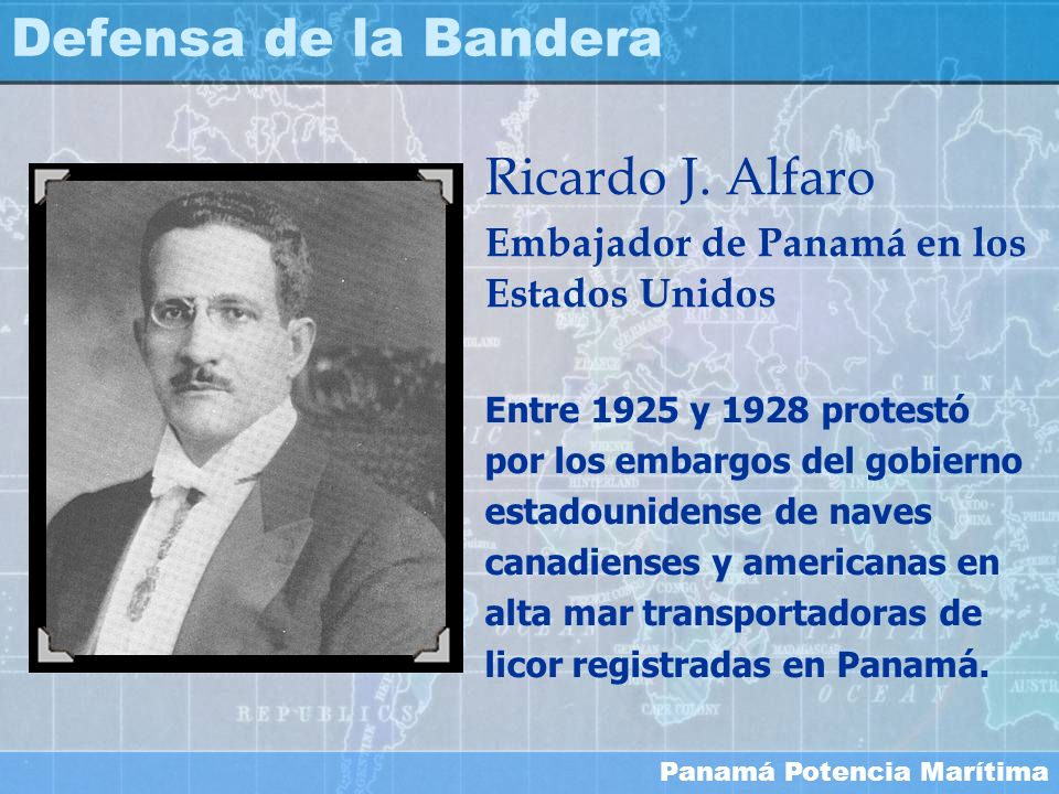 Defensa de la Bandera Ricardo J. Alfaro