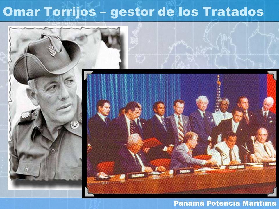 Omar Torrijos – gestor de los Tratados
