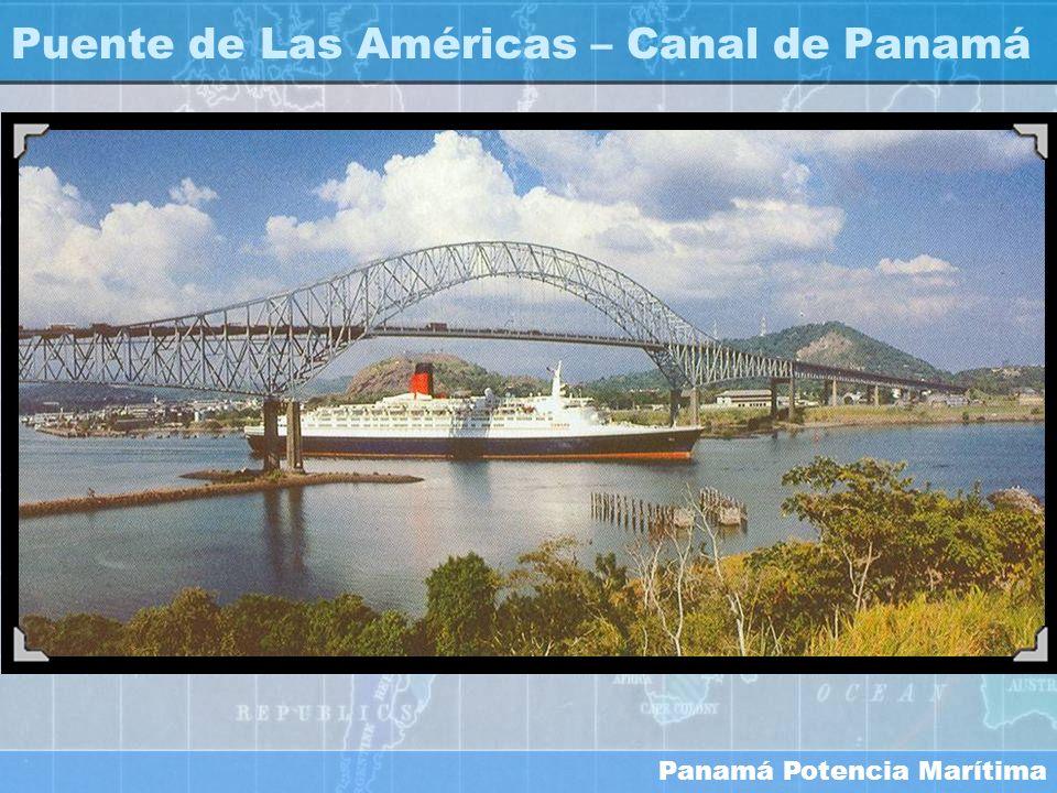 Puente de Las Américas – Canal de Panamá