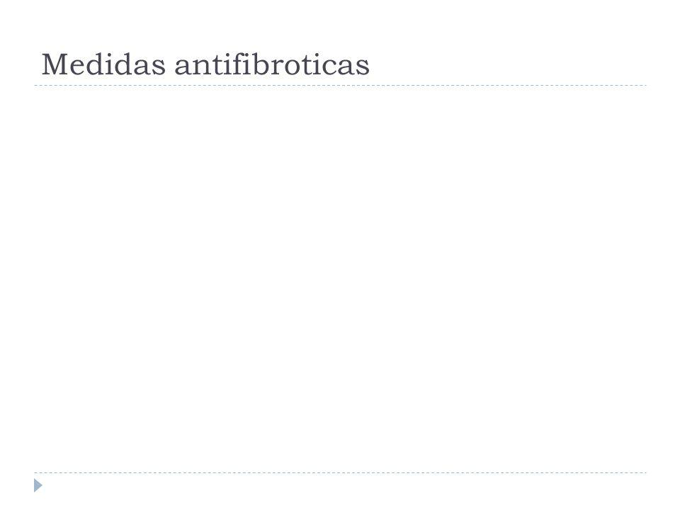 Medidas antifibroticas