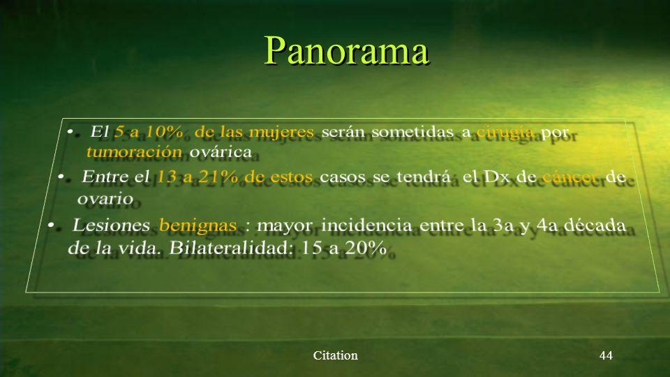 Panorama El 5 a 10% de las mujeres serán sometidas a cirugía por tumoración ovárica.