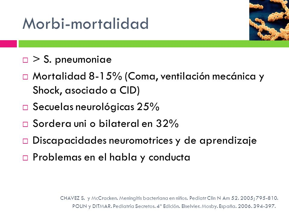 Morbi-mortalidad > S. pneumoniae