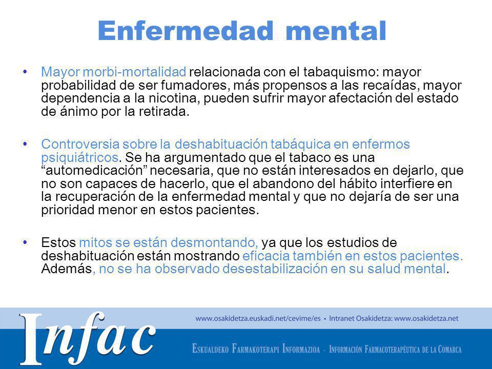 Enfermedad mental