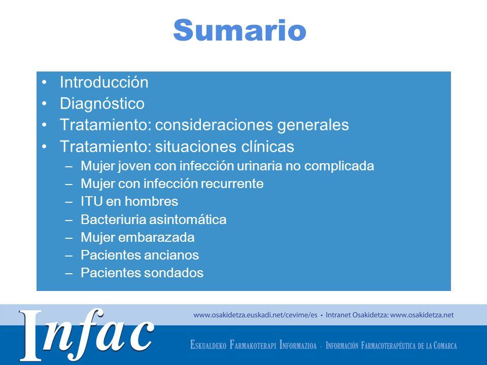 Sumario Introducción Diagnóstico