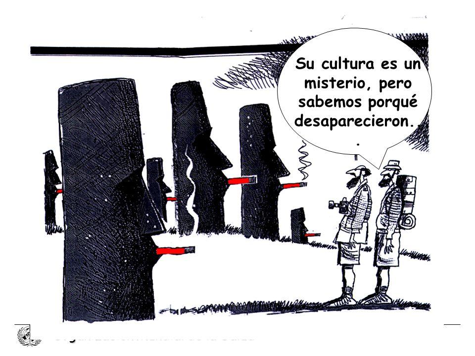 Su cultura es un misterio, pero sabemos porqué desaparecieron...