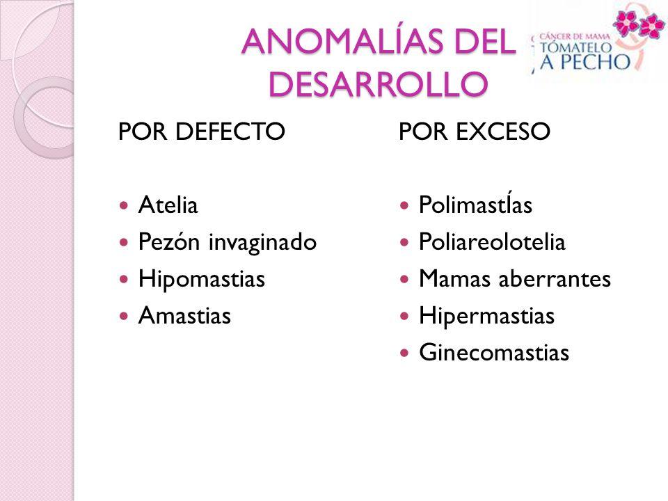 ANOMALÍAS DEL DESARROLLO