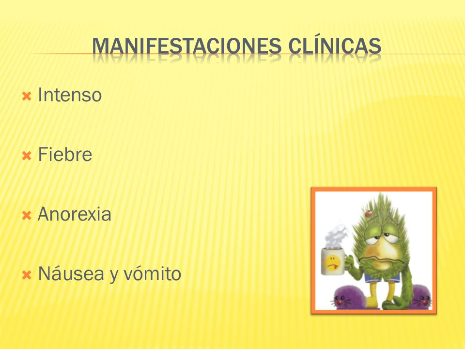 MANIFESTACIONES CLÍNICAS