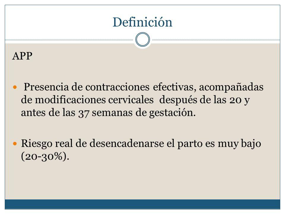 Definición APP.