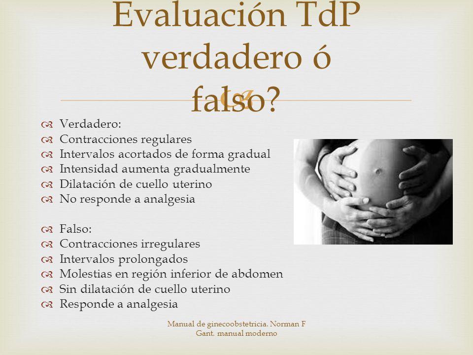 Evaluación TdP verdadero ó falso