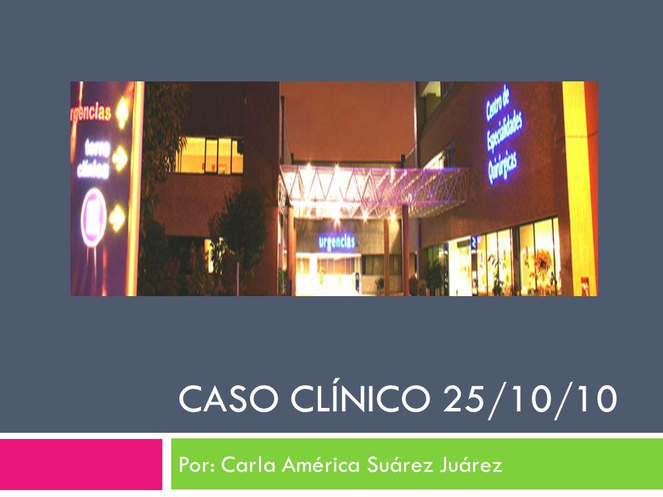 Por: Carla América Suárez Juárez