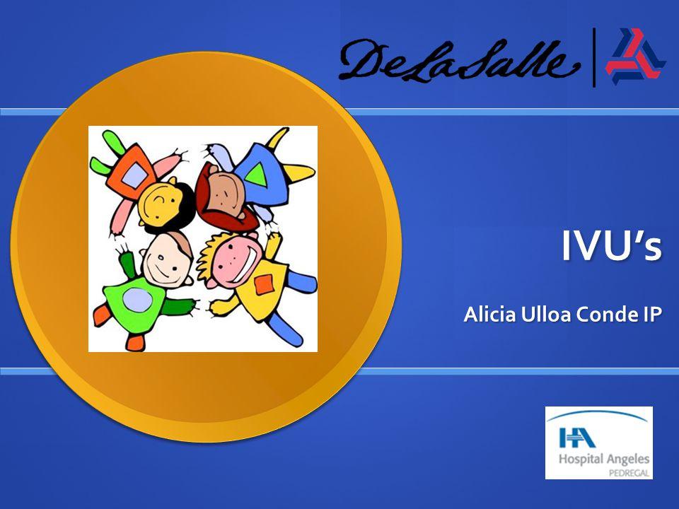 IVU's Alicia Ulloa Conde IP