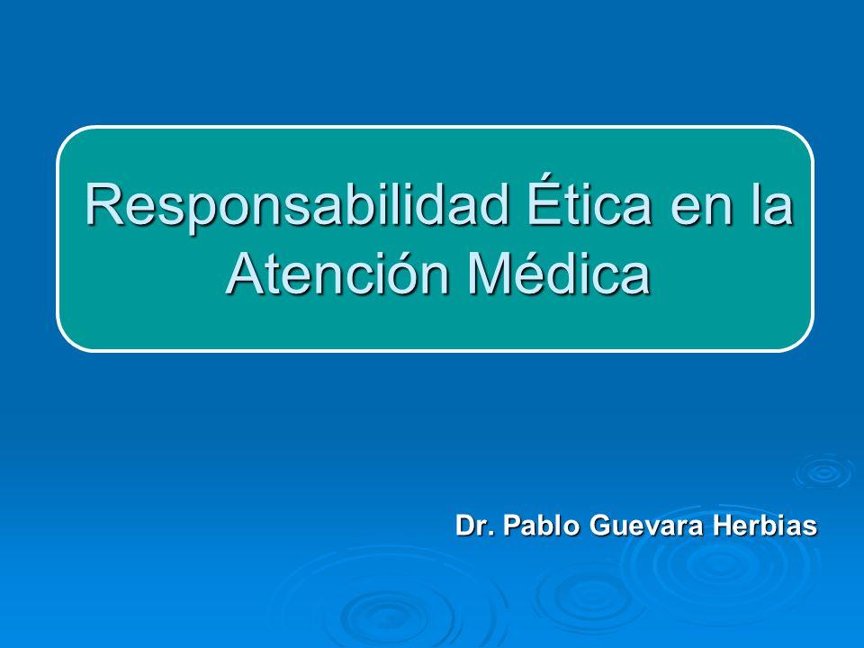Dr. Pablo Guevara Herbias